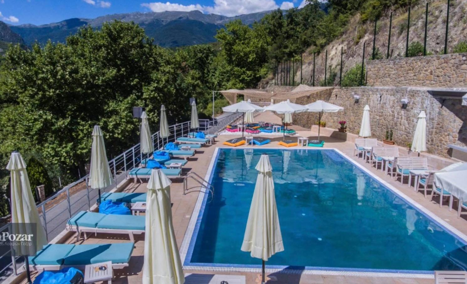 4* Nymfes Hotel & Spa - Λουτρά Πόζαρ ✦ -60% ✦ 3