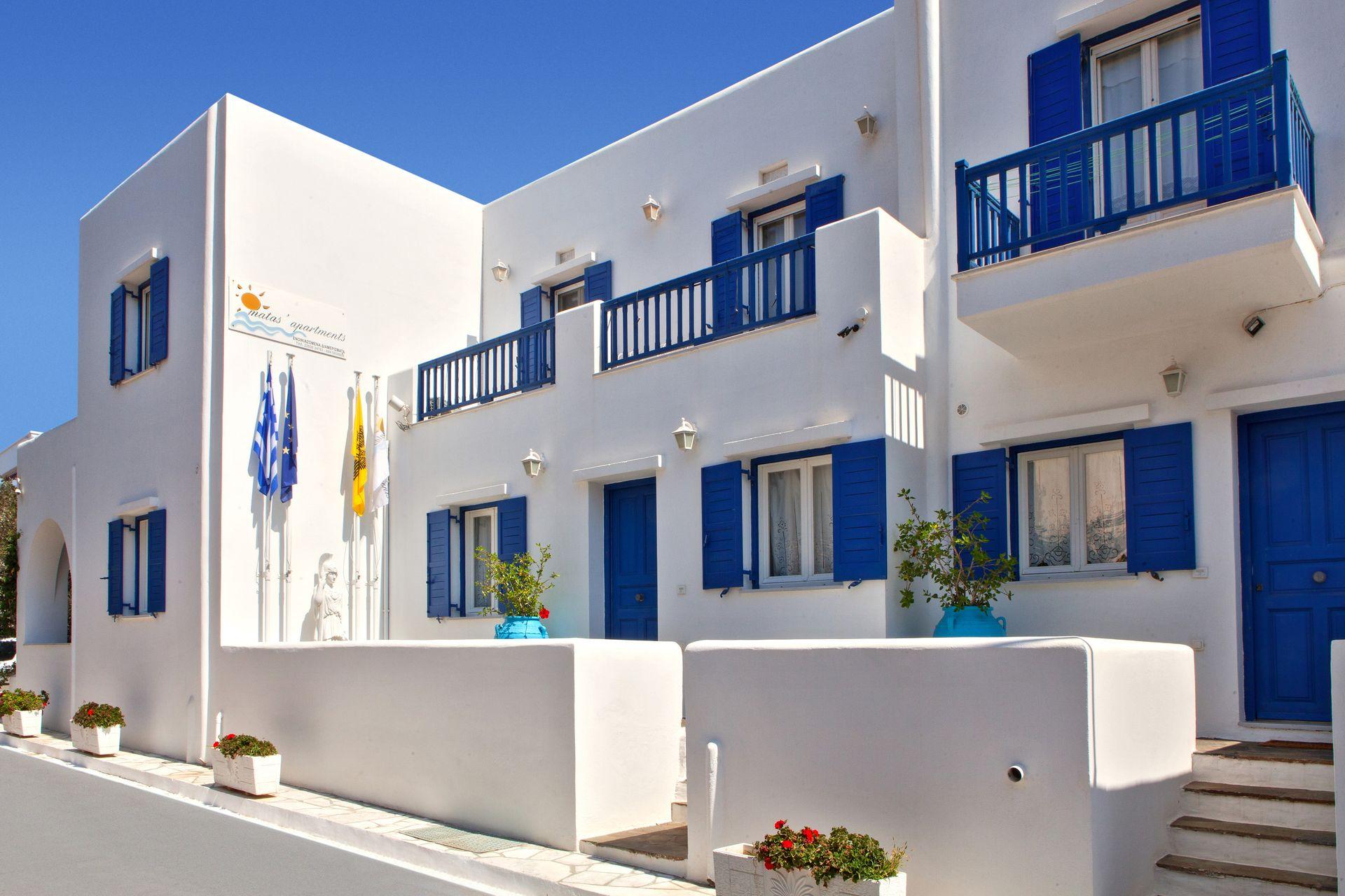 Matas Apartments - Τήνος ✦ -21% ✦ 4 Ημέρες (3 Διανυκτερεύσεις)