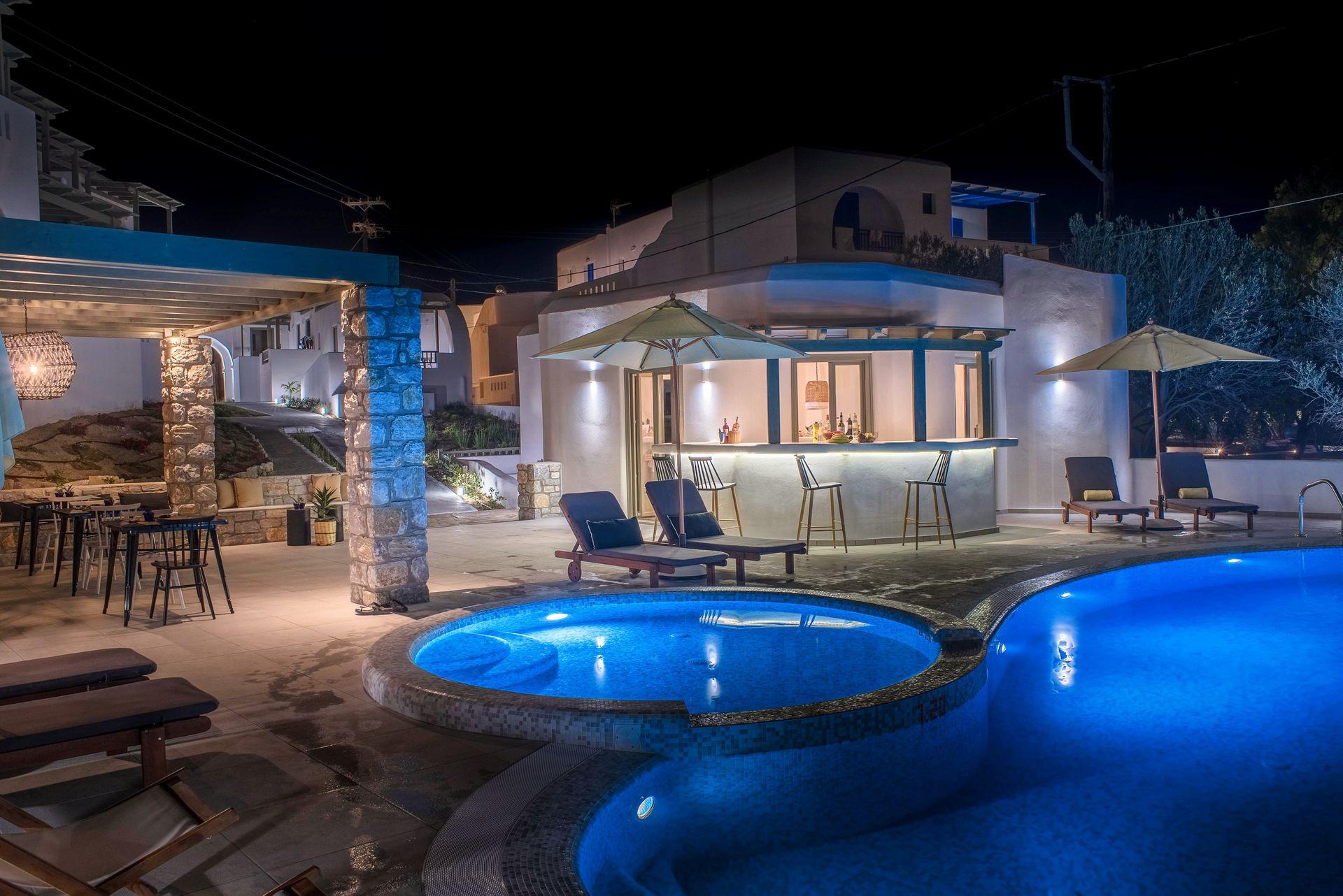 Melidron Hotel & Suites Naxos - Νάξος ✦ 4 Ημέρες