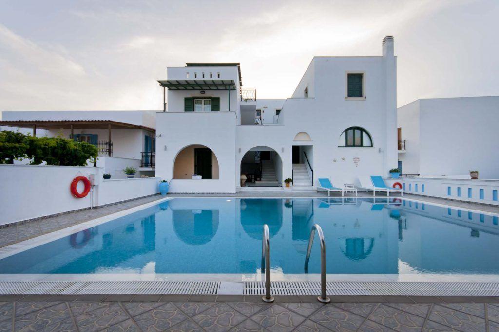 Aegeon Hotel Apartments - Νάξος ✦ 2 Ημέρες (1 Διανυκτέρευση)