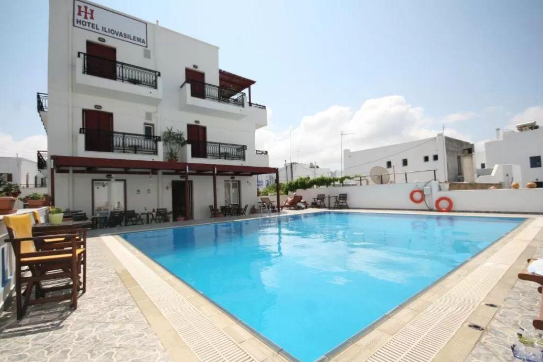 Iliovasilema Hotel Naxos - Νάξος ✦ 2 Ημέρες (1 Διανυκτέρευση)