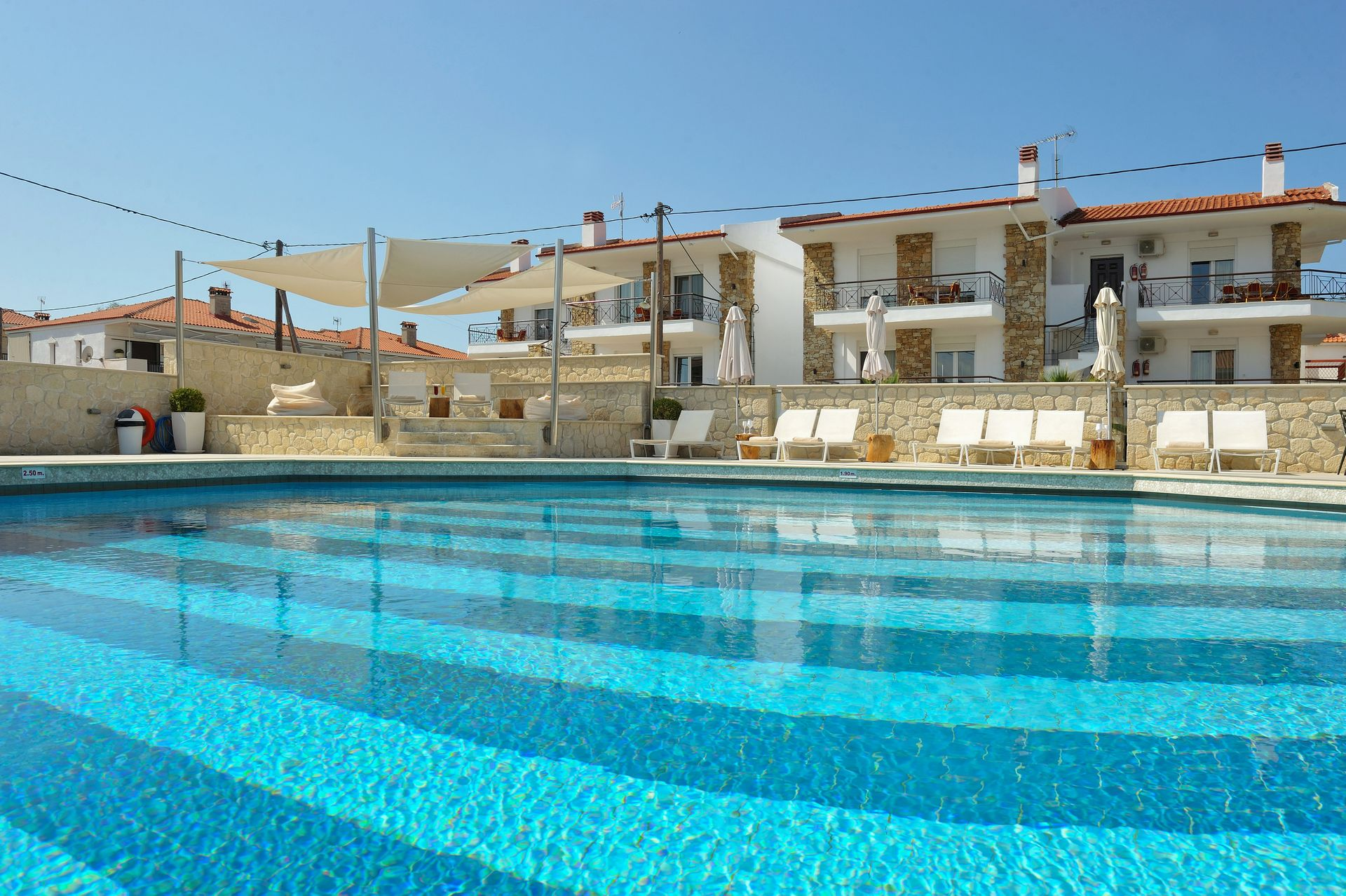 Aristotelis Hotel Fourka - Χαλκιδική ✦ 4 Ημέρες (3