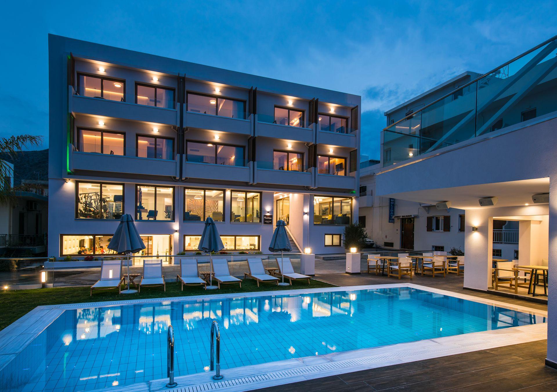 Harma Boutique Hotel - Χερσόνησος, Κρήτη ✦ 2 Ημέρες