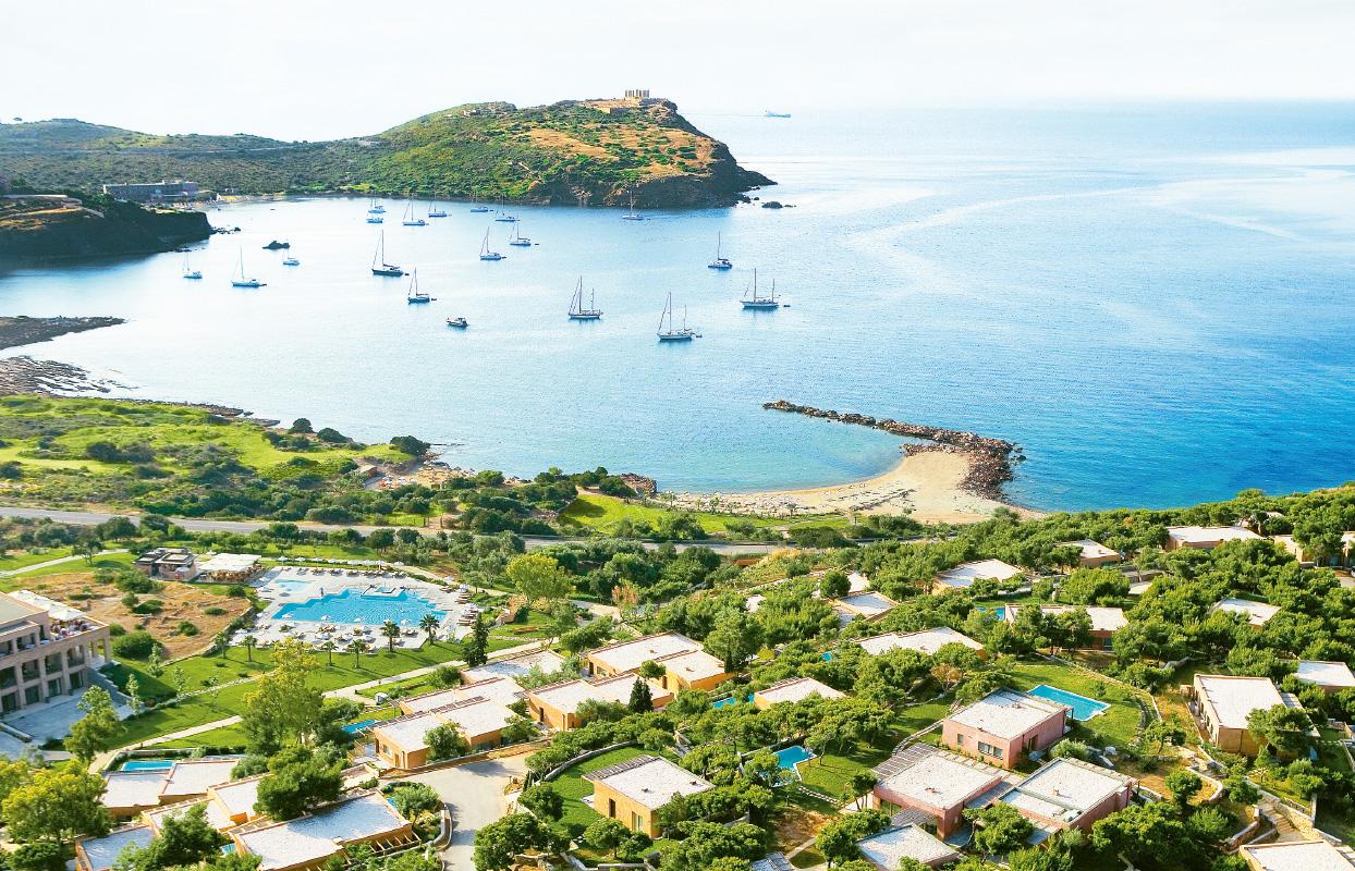 5* Grecotel Cape Sounio-Σούνιο ✦ 6 Ημέρες (5 Διανυκτερεύσεις)