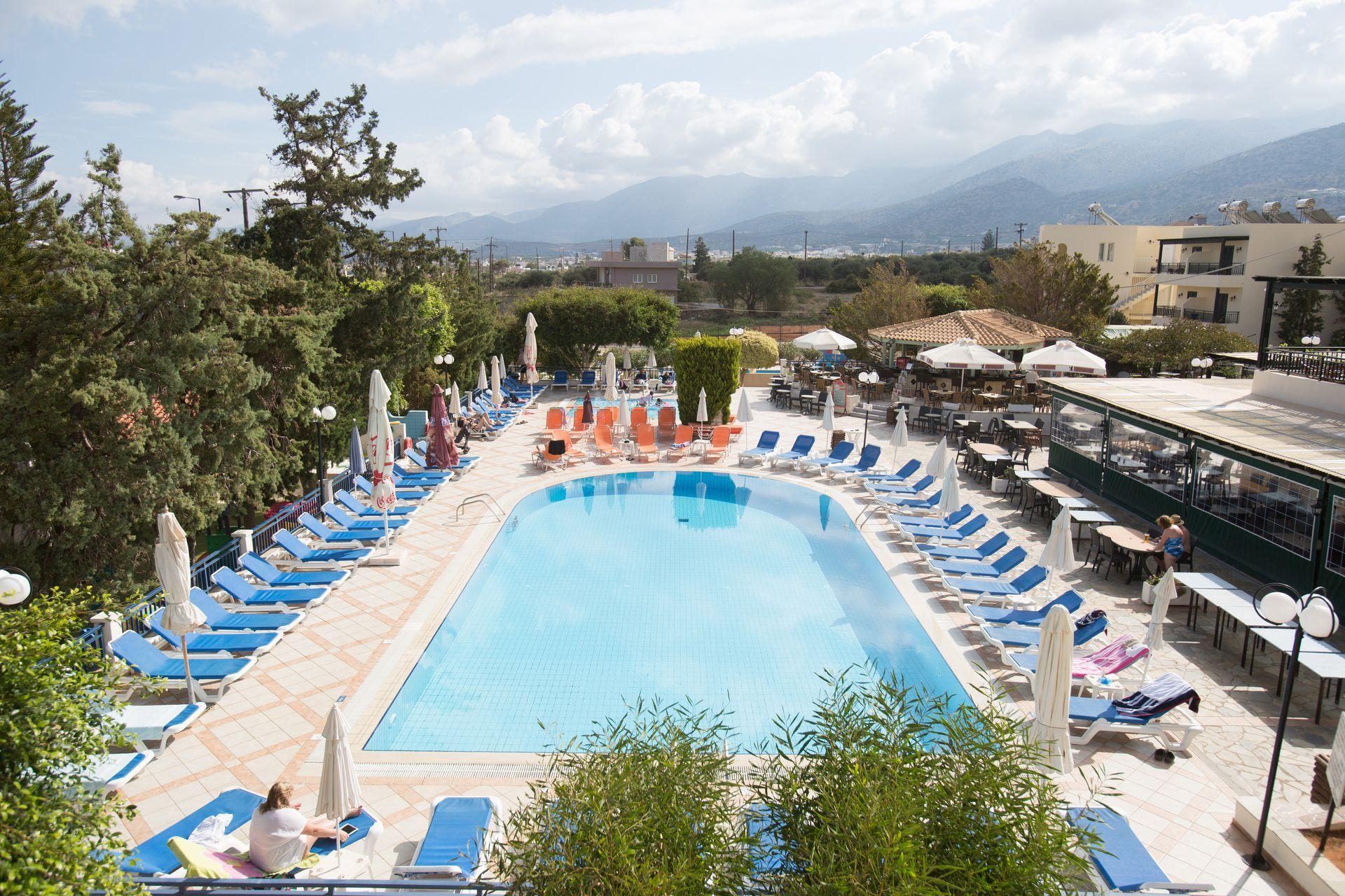 Anastasia Hotel Crete - Σταλίδα, Κρήτη ✦ 2 Ημέρες (1
