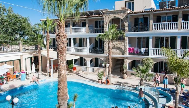 Zante Plaza Hotel - Ζάκυνθος Λαγανάς ✦ -50% ✦ 3 Ημέρες