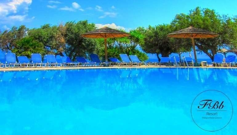 4* Florida Blue Bay Resort & Spa - Ψαθόπυργος ✦