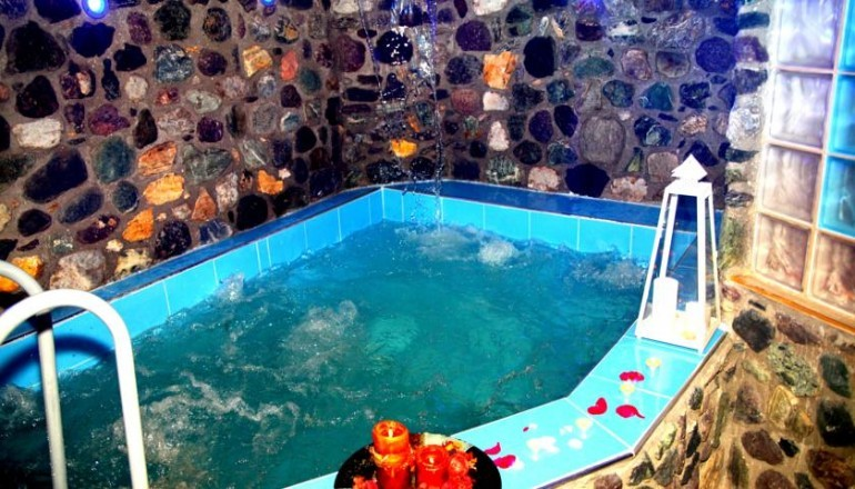 Alkyonis Hotel & Spa Resort - Λουτρά Πόζαρ ✦ -50%