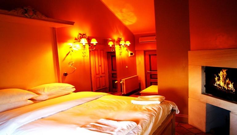 Αρχοντικά Καραμαρλής Boutique Hotel - Μακρινίτσα Πηλίου
