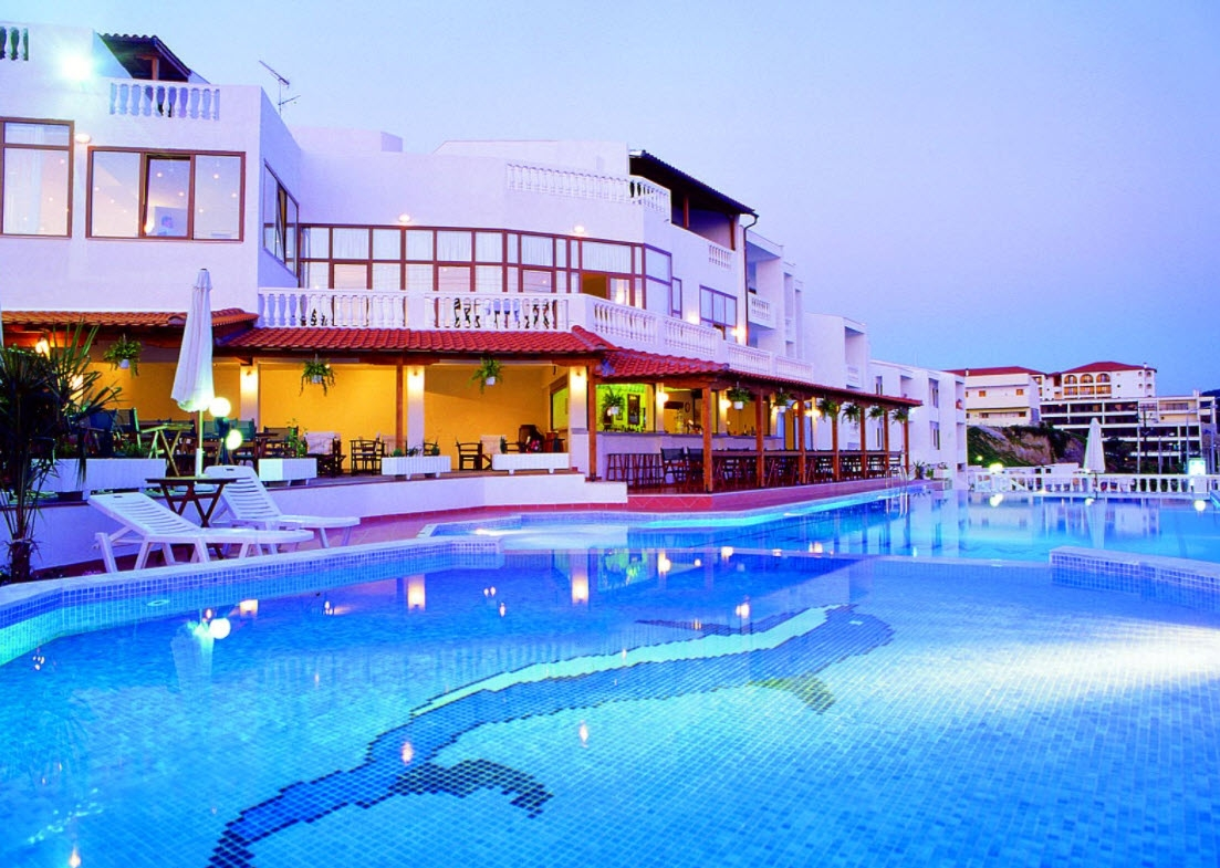 4* Akti Ouranoupoli Beach Resort - Ουρανούπολη Χαλκιδικής
