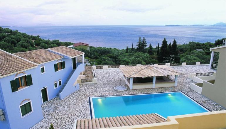 4* Corfu Residence Hotel - Κέρκυρα ✦ 4 Ημέρες (3 Διανυκτερεύσεις)