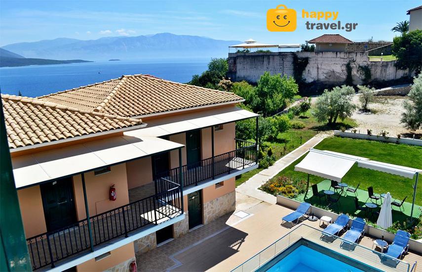 Διακοπές στην ΛΕΥΚΑΔΑ: Από 124€ για 4ήμερη απόδραση