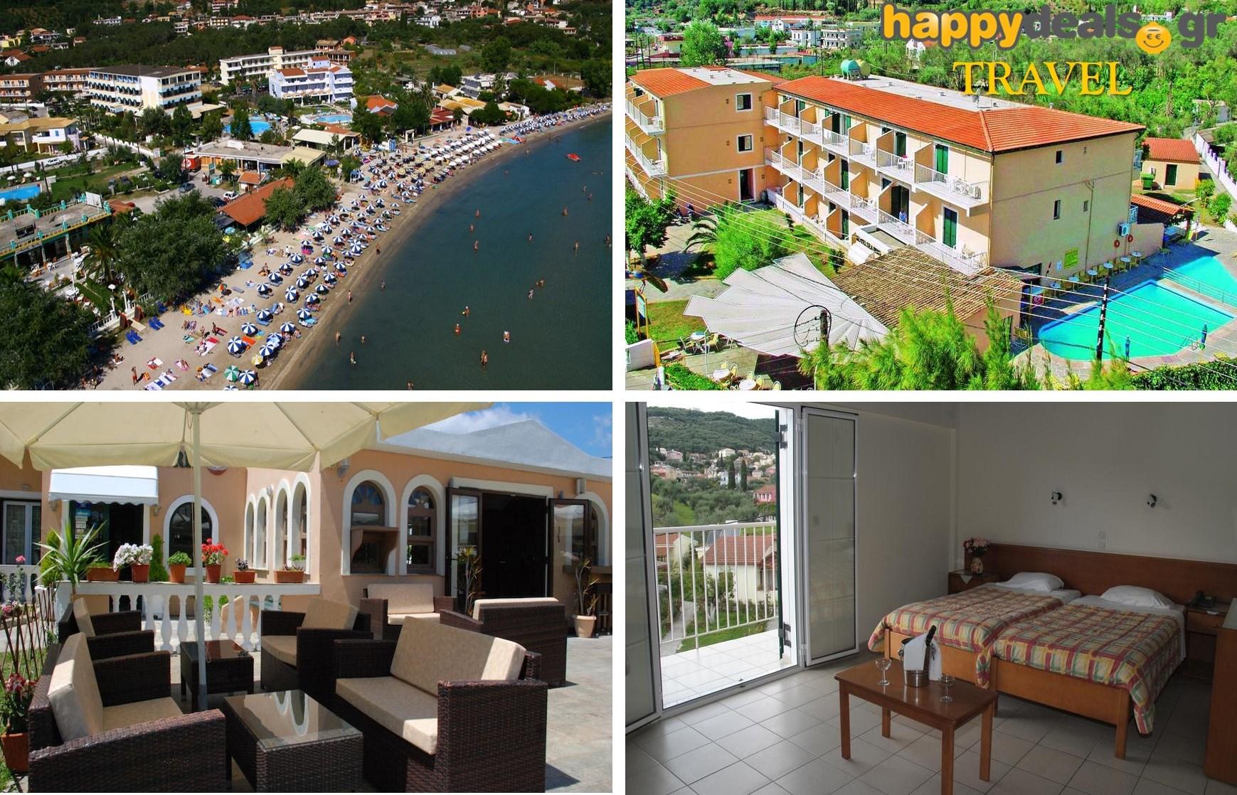 Διακοπές στη ΚΕΡΚΥΡΑ: Από 222€ για 5ήμερη απόδραση