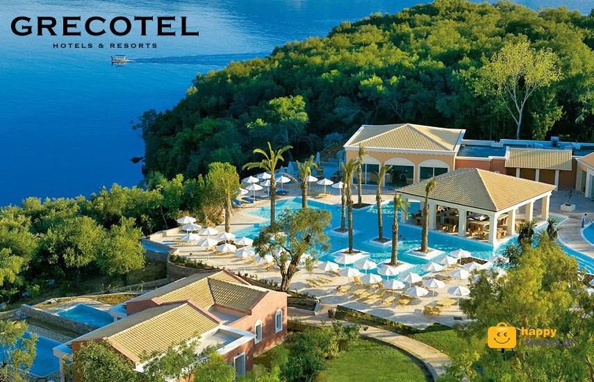 Διακοπές στα GRECOTEL! Από 130€ για διανυκτέρευση 2