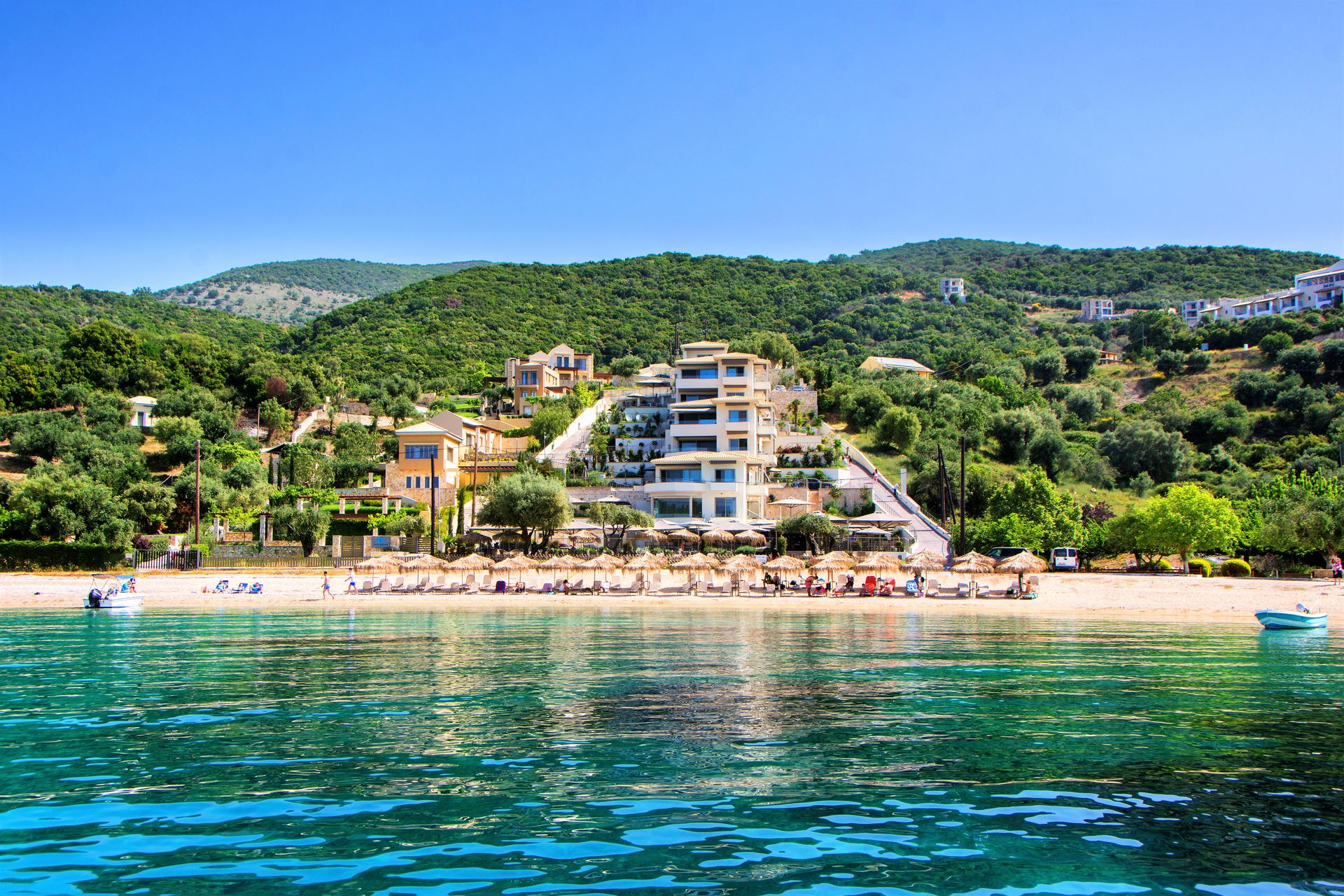 4* Prima Vista Boutique Hotel - Σύβοτα ✦ -29% ✦ 4 Ημέρες