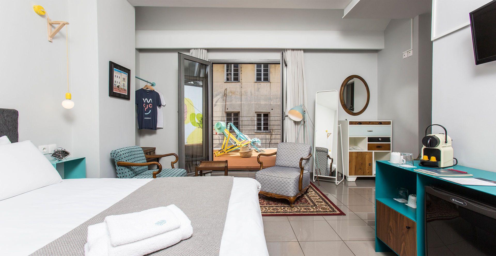 The Caravan Bed & Breakfast - Θεσσαλονίκη ✦ 2 Ημέρες