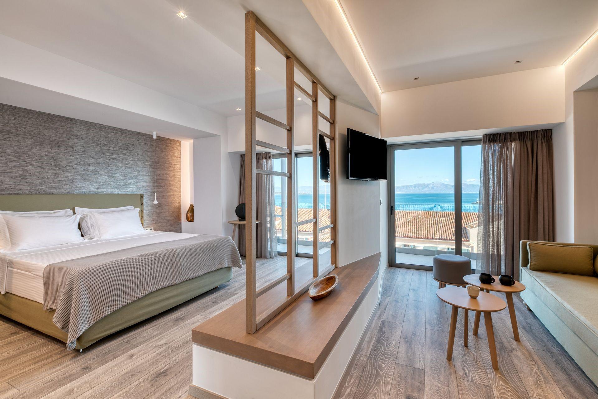 4* Las Hotel & Spa - Γύθειο ✦ 2 Ημέρες (1 Διανυκτέρευση)