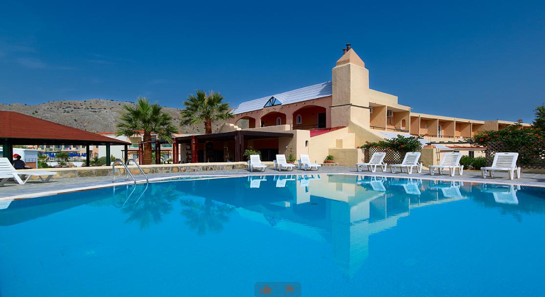 Sun Beach Lindos Hotel - Λίνδος, Ρόδος ✦ -30% ✦ 4 Ημέρες