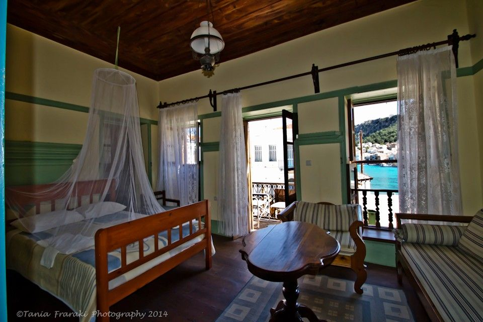 Karnayo Traditional Houses - Καστελόριζο ✦ 3 Ημέρες