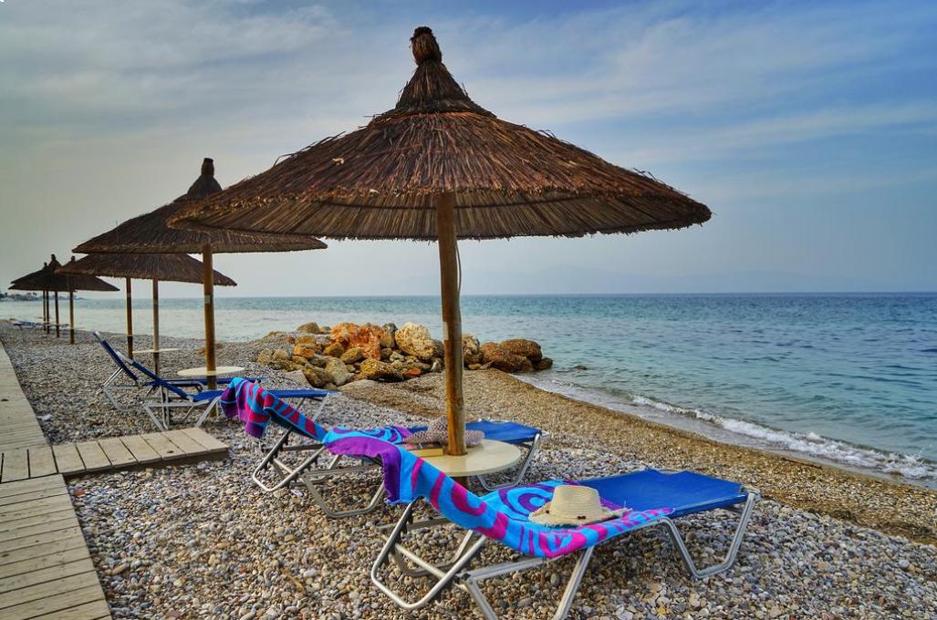 Kokkoni Beach Hotel - Κοκκώνι Κορινθίας ✦ -40% ✦ 4