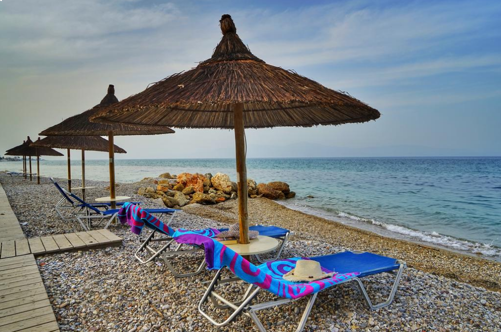 Kokkoni Beach Hotel - Κοκκώνι Κορινθίας ✦ -40% ✦ 5