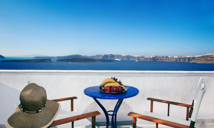 Caldera Romantica Hotel | Ακρωτήρι, Σαντορίνη
