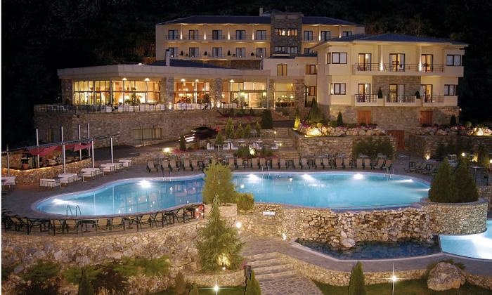 5* Limneon Resort & Spa | Καστοριά