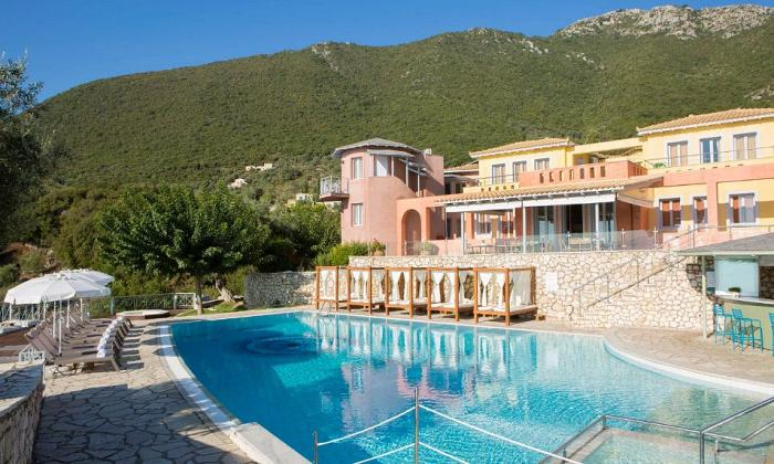 3* Red Tower Hotel | Νικιάνα, Λευκάδα