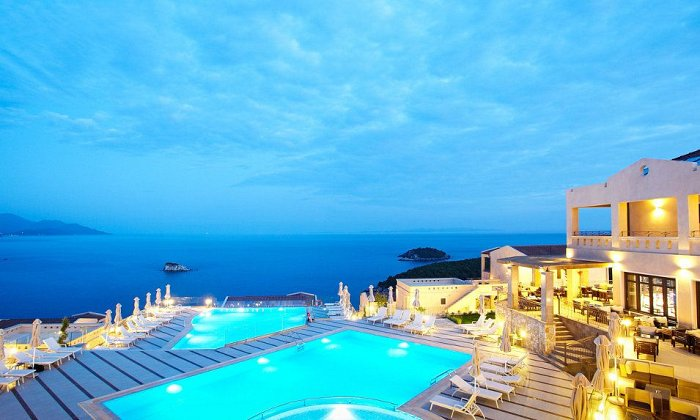 5* Sivota Diamond Spa Resort   Σύβοτα Θεσπρωτίας