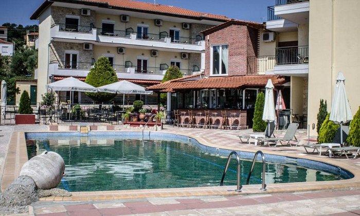 Προσφορά 3* Ilios Hotel (Κρυοπηγή, Χαλκιδική) Αγίου