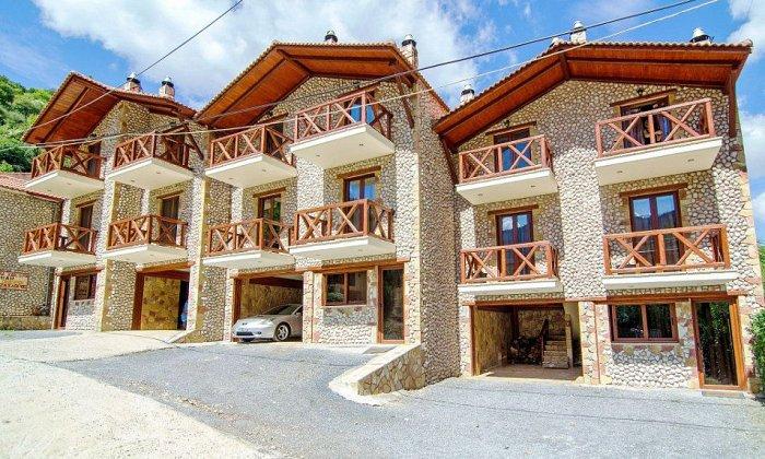Oneiro Resort | Ζαχλωρού, Καλάβρυτα