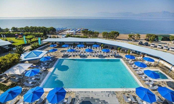 4* Delphi Beach Hotel | Ερατεινή