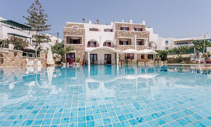 3* Ariadne Hotel | Άγιος Προκόπιος, Νάξος