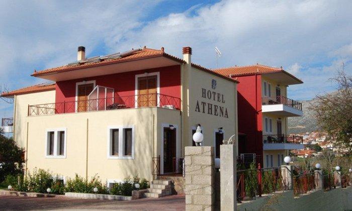 3* Hotel Athena | Επίδαυρος