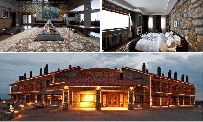 Προσφορά 4* Miramonte Chalet Hotel Spa (Καϊμακτσαλάν
