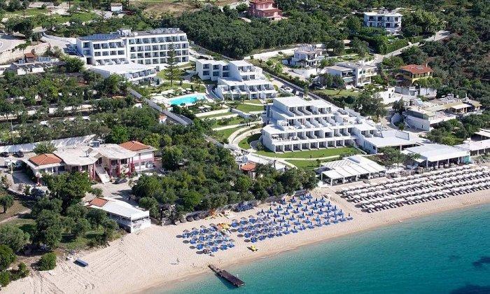 5* Lichnos Beach Hotel & Suites | Πάργα