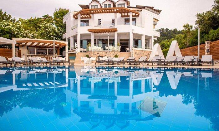 3* Poseidon Hotel   Καμίνια Πάτρας