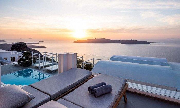 Andromeda Villas & Spa Resort | Ημεροβίγλι, Σαντορίνη