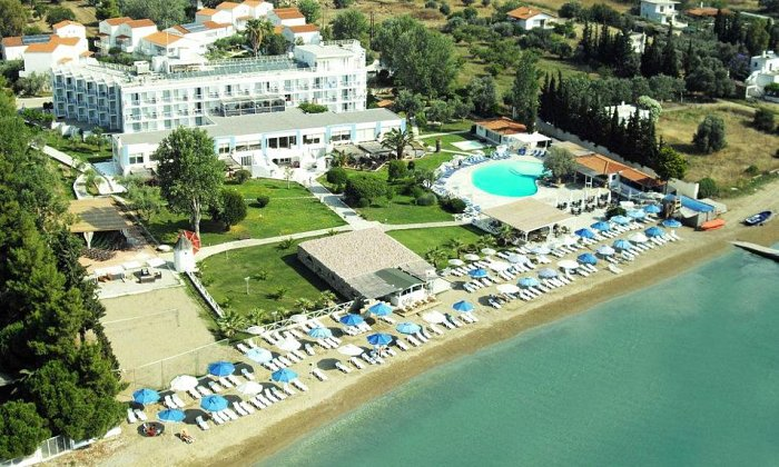 4* Grand Bleu Sea Resort   Ερέτρια, Εύβοια