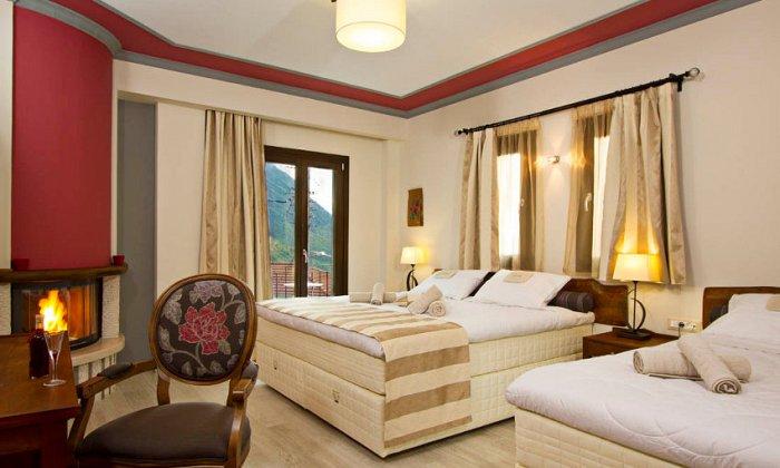 3* Rodovoli Hotel | Κόνιτσα