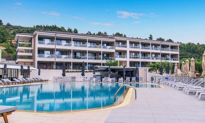 4* Lagomandra Beach Hotel & Suites | Νέος Μαρμαράς