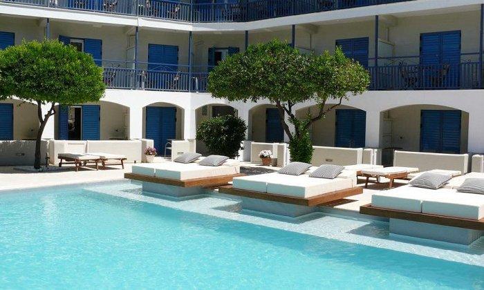 Danae Hotel | Αίγινα