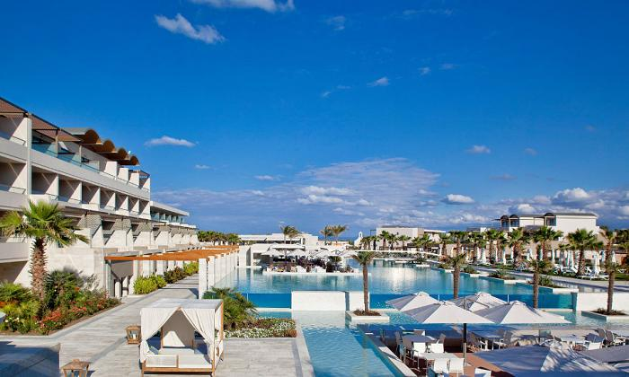 5* Avra Imperial Beach Resort & Spa   Κολυμπάρι
