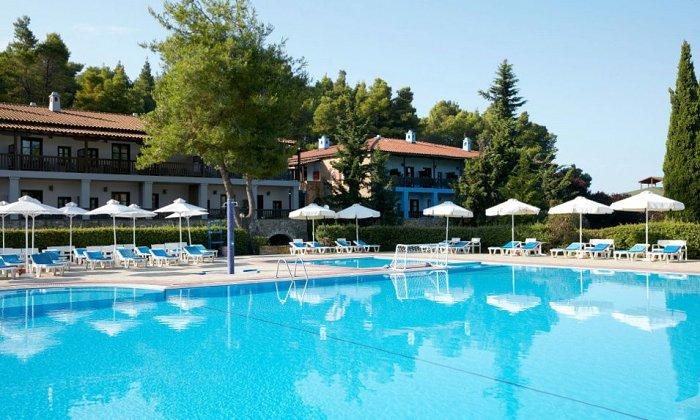 5* Simantro Beach Hotel | Σάνη, Χαλκιδική