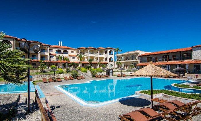 4* Blue Bay Hotel | Άφυτος, Χαλκιδική
