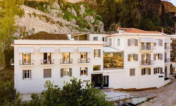 3* Leto Nuevo Hotel Nafplion | Ναύπλιο