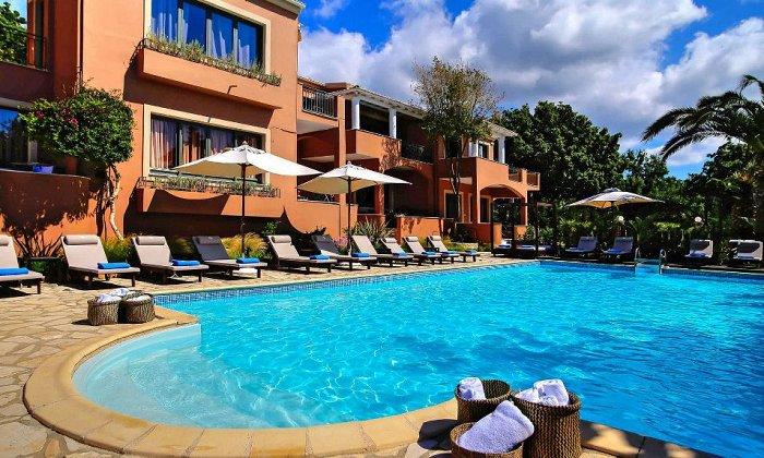 3* Lena Mare Boutique Hotel | Αχαράβη, Κέρκυρα