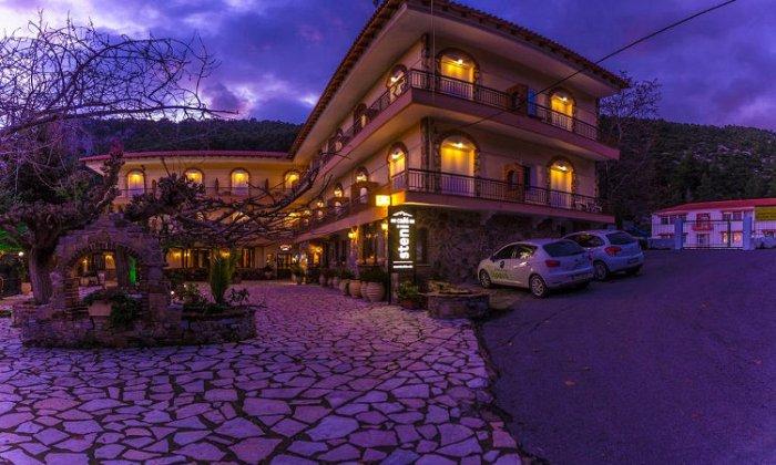 Προσφορά Hotel Steni (Στενή, Εύβοια) Χριστούγεννα και