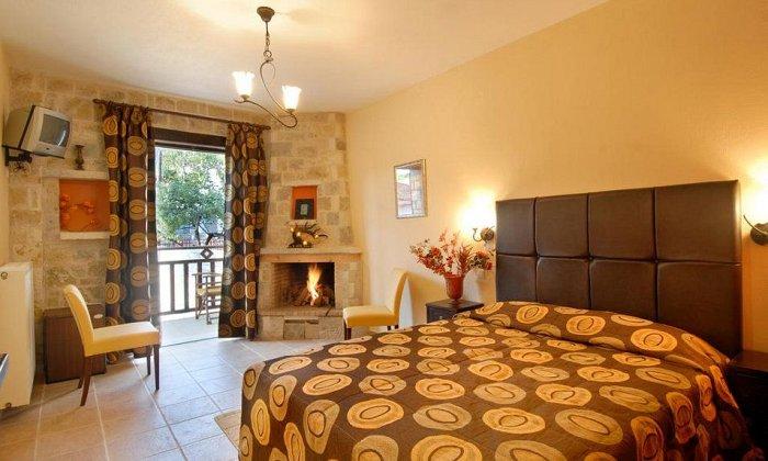 3* Μικρή Άρκτος Hotel | Ελάτη Τρικάλων