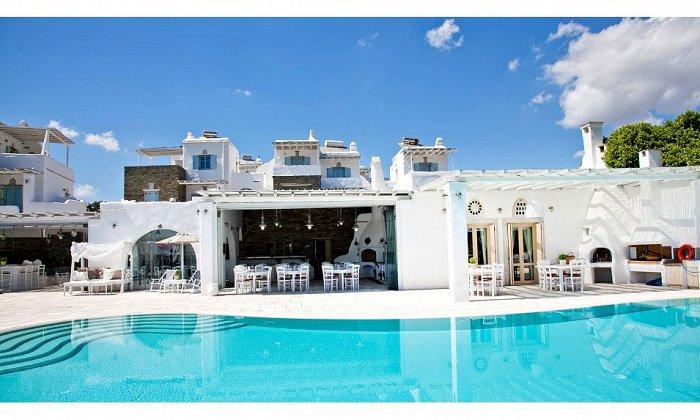 3* Anthea Boutique Hotel Tinos | Άγιος Φωκάς, Τήνος